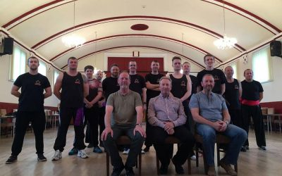 Wing Chun Gradings June 2016